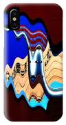 Multicultural American Flag IPhone Case