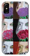 Multiple Personalities IPhone Case