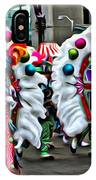 Mummer Color IPhone Case