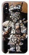 Mummer Man Triptych IPhone Case