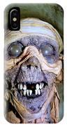 Mummified Mike IPhone Case