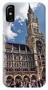 Munich Germany IPhone Case