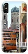 Munich Liebfrau IPhone Case