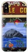 Mural Bandon Mercantile Company IPhone Case