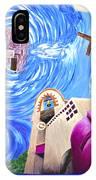 Church Mural IPhone Case