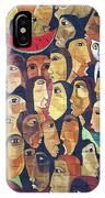 Mural Street Art Ecuador 2 IPhone Case