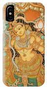Muralpainting Devotion IPhone Case
