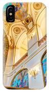 Murals Of Capitole De Toulouse IPhone Case
