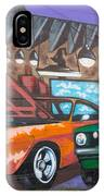 Muscle Cars IPhone Case