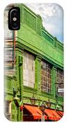 Musee Conti -wax Museum Nola IPhone Case