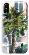 Museum Palm IPhone Case