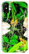 Mushroom Abstract # 3 IPhone Case