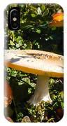 Mushroom Tops IPhone Case