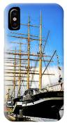 Mushulu At Penns Landing IPhone Case