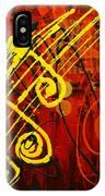 Music 2 IPhone Case