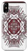 Music And Lace IPhone Case