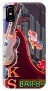 Music Clubs Nashville IPhone Case