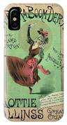 Music Cover For Ta-ra-ra-boom-der-ay IPhone Case