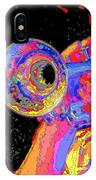 Music Out Of Metal V IPhone Case