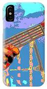 Music Out Of Metal Vi IPhone Case
