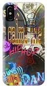 Music Poster IPhone Case