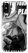 Music The Food Of Love IPhone Case