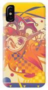 Musica Antiqua IPhone Case