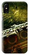 Musical Notes IPhone Case