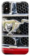 Mustang Grill IPhone Case