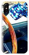 Mustang Interior IPhone Case