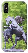 Mustangs IPhone Case