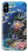 Mutton Reef Re002 IPhone Case