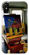 My Art Studio IPhone Case