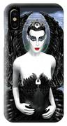 My Black Swan IPhone Case