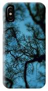 My Blue Dark Forest IPhone Case