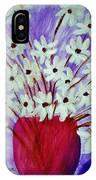 My Daisies Blue Version IPhone Case