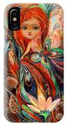 My Fiery Fairy Gwendolyn IPhone Case