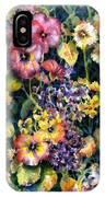 My Garden IPhone X Case