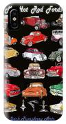 Hot Rod Ford Poster IPhone Case