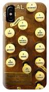 My Ideal Organ IPhone Case