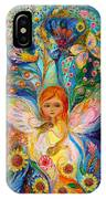 My Little Fairy Caren IPhone Case