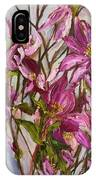 My Magnolias Bliss IPhone Case