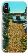 My Secret Garden IPhone Case