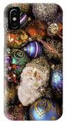 My Special Christmas Ornaments IPhone Case