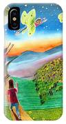 My Spiritual Metamorphosis IPhone Case