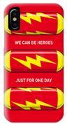 My Superhero Pills - The Flash IPhone Case