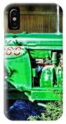My Tractor IPhone Case