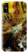 Mycelium Scene IPhone Case