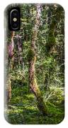 Mysterious Forest IPhone Case