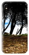Mystery Of The Forest IPhone Case